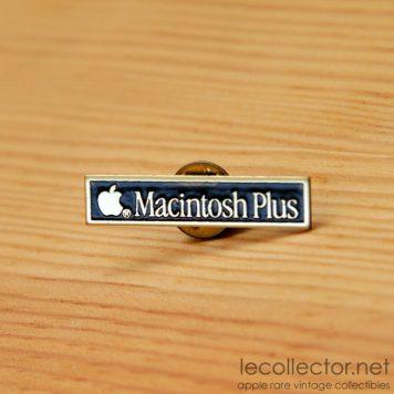 apple computer macintosh plus lapel pin