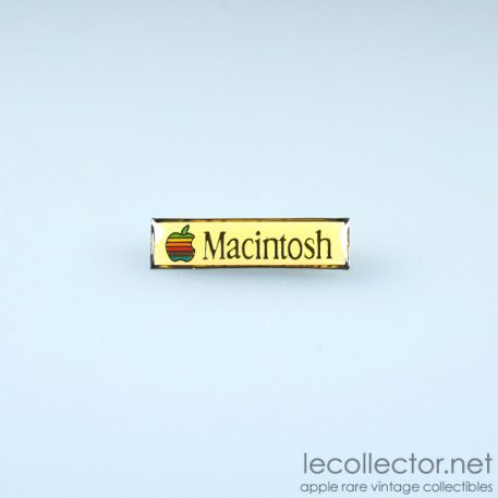 original macintosh brooch pin