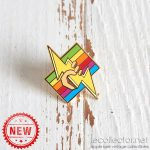 Tribute to Apple evangelists hard enamel lapel pin limited edition by le collector