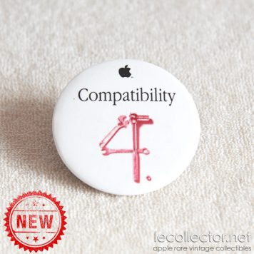 Badge compatibility seven arguments for Mac System 7
