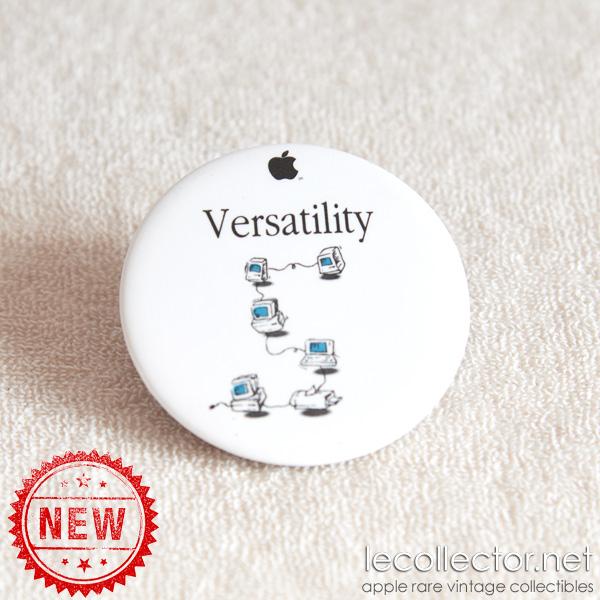 Badge versatility seven arguments for Mac System 7