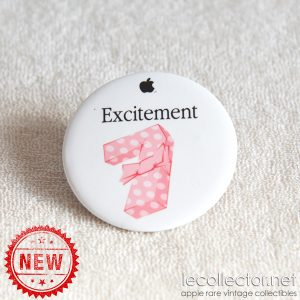 Badge excitement seven arguments for Mac System 7