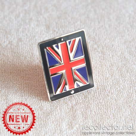 Apple iPad black London Olympic games limited edition lapel pin