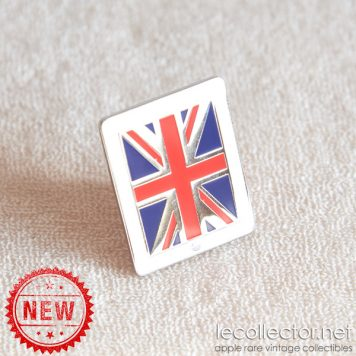 Apple iPad white London Olympic games limited edition lapel pin