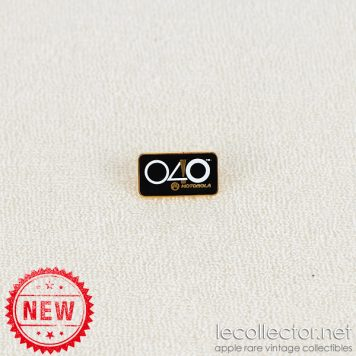 Motorola 040 Apple Macintosh processor lapel pin