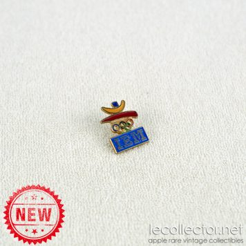 IBM Barcelona olympic games 1992 lapel pin