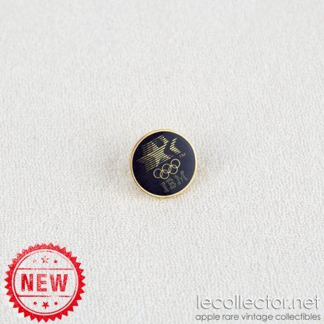 IBM Los Angeles olympic games 1984 lapel pin