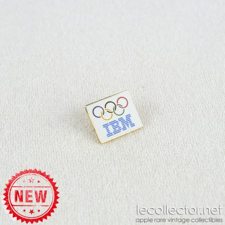 IBM olympic rings hard enamel lapel pin Taiwan variant